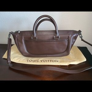 Authentic Louis Vuitton Epi Dhanura MM crossbody